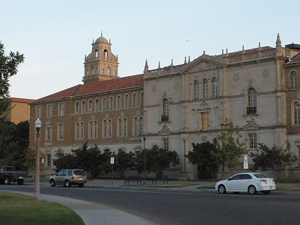Reagor Dykes Ford >> Texas Tech University: Our Five Favorite Buildings