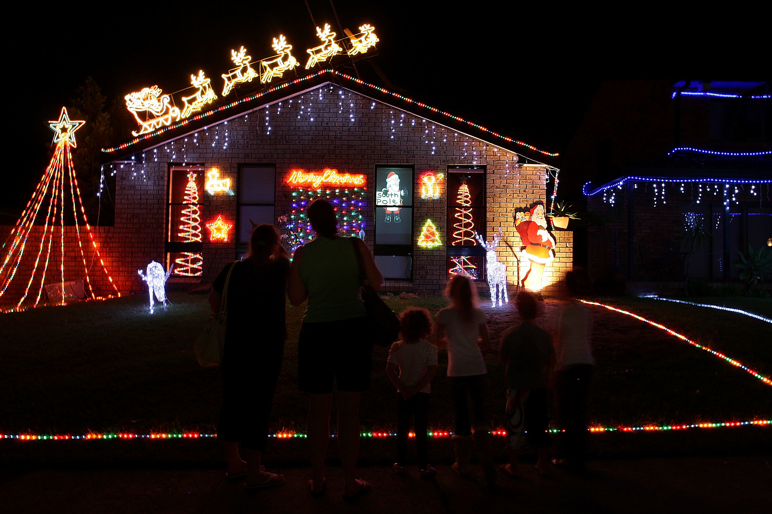 places to see christmas lights in lubbock our top 5 - Home Christmas Lights