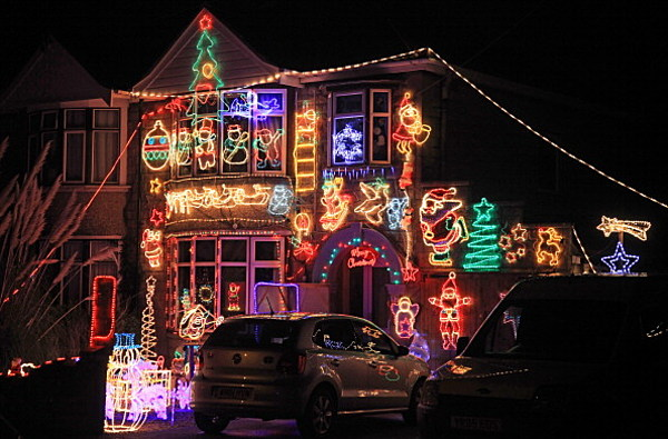Best Places to See Christmas Lights in Lubbock