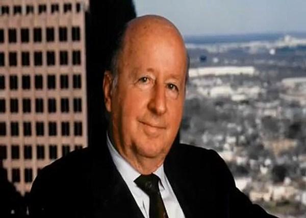 Reagor Dykes Ford >> Billionaire Texas Oilman George P. Mitchell Dies at 94