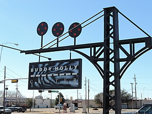 The Buddy Holly Center in Lubbock, Texas
