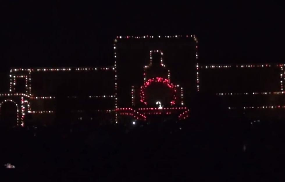 watch texas techs 57th annual carol of lights from the comfort of your home - Texas Tech Christmas Decorations