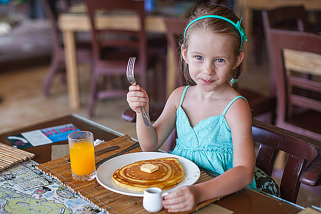 17 Places Where Kids Can Eat Free In Lubbock