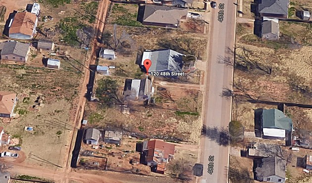 520 48th Street in Lubbock, Texas