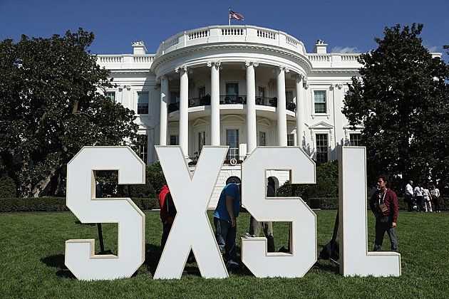 "White House Hosts Innovators At First ""South By South Lawn"" Gathering"