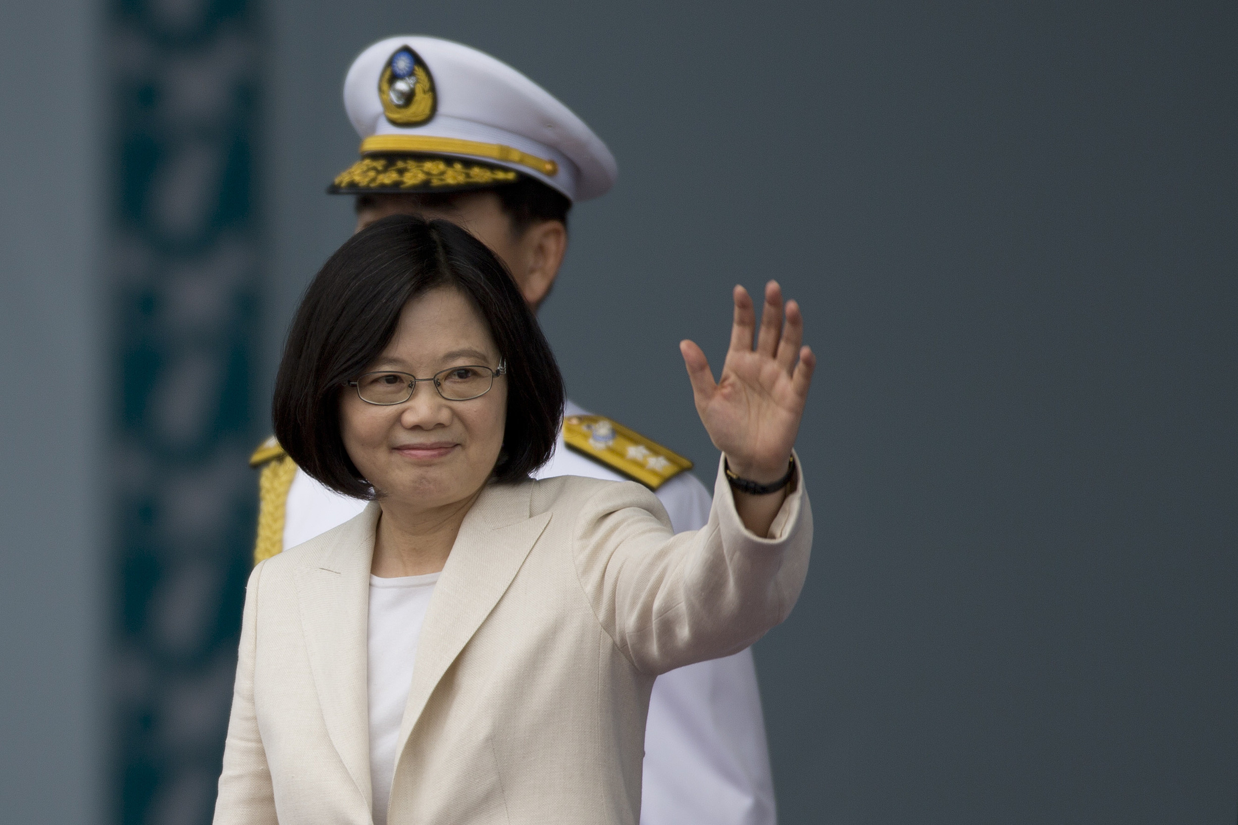 Tsai arrives in Nicaragua to attend presidential inauguration