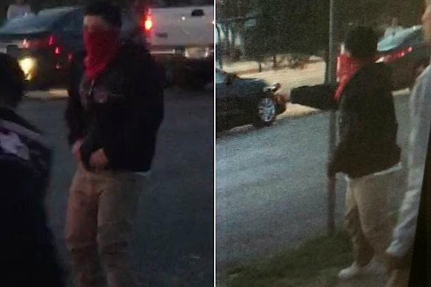 Burns Park shooting suspect
