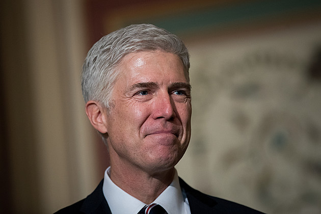 Supreme Court Nominee Judge Neil Gorsuch Meets Senators On Capitol Hill