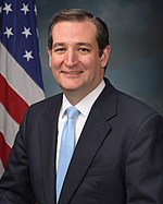 Texas U.S. Senator Ted Cruz