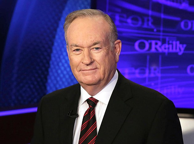 Bill O'Reilly- FOX News Channel- Headshot (undated)