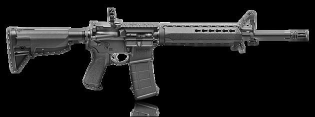 Springfield Armory SAINT AR-15 Rifle -- 2017