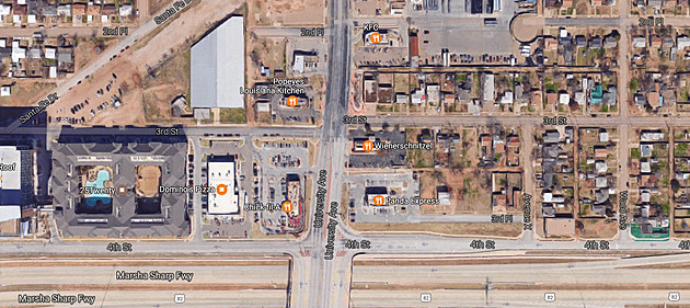 4th & University Intersection- Google Maps- 051217