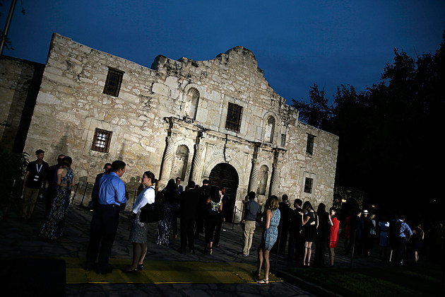 "HISTORY Celebrates Epic New Miniseries ""Texas Rising"" With Red Carpet ""Texas Honors"" Event At The Alamo"