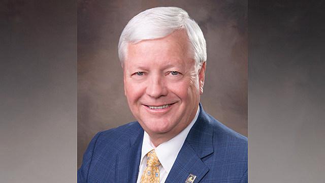 Eddie McBride, Lubbock Chamber of Commerce