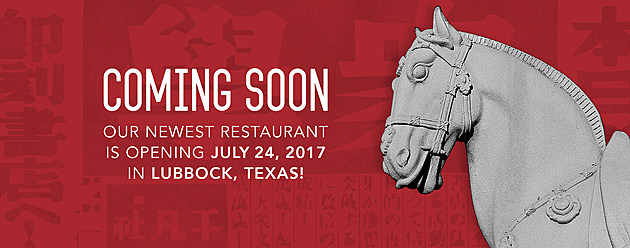 P.F. Chang's Lubbock Grand Opening