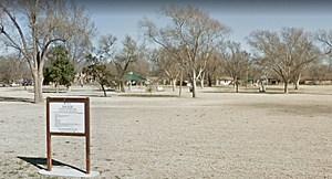 Wagner Park in Lubbock, Texas