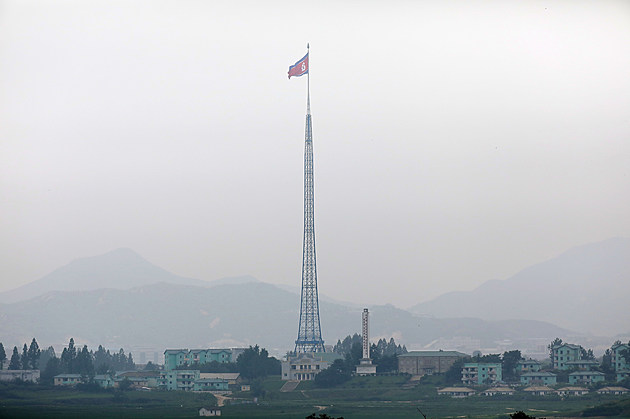 Panmunjom On High Alert As Tension Rising After North Korea's ICBM Missile Launch