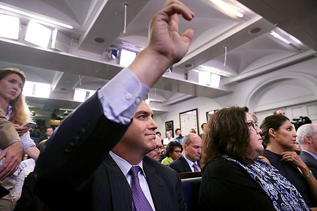 White House Press Secretary Sarah Huckabee Sanders Holds Daily Briefing