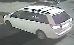 Possible getaway car in Red Roof Inn robbery