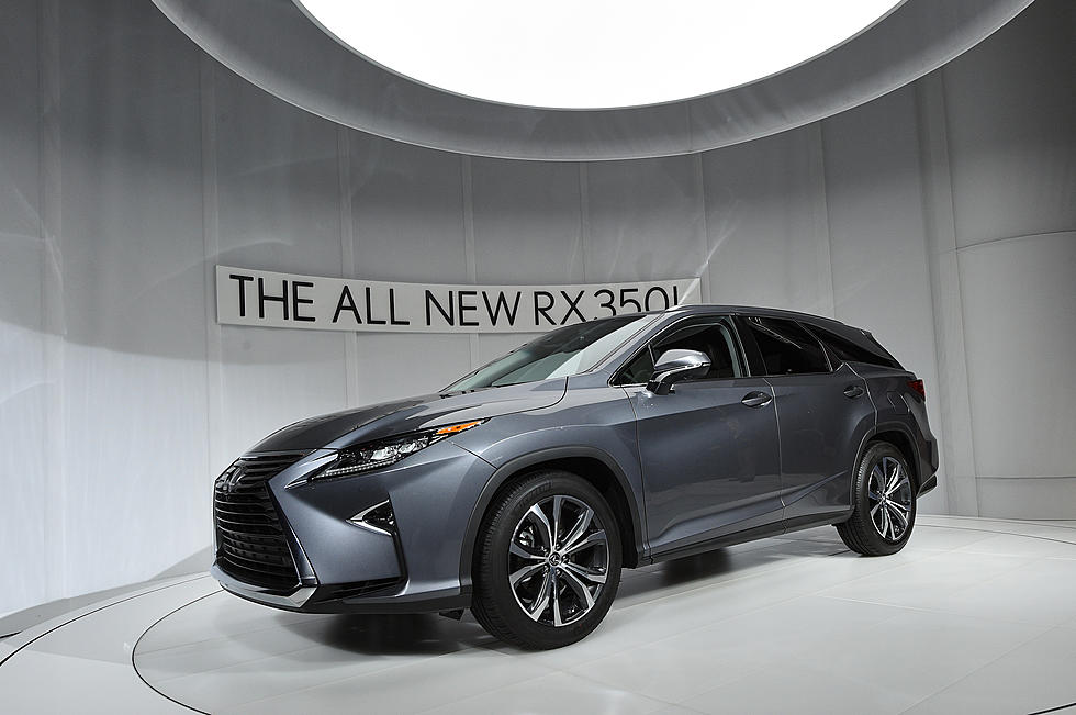 Jerry Reynolds Test Drives The New Lexus Rx - The car pro show